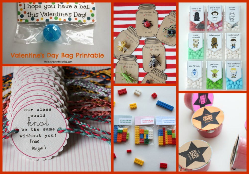 50 Non Candy Diy Classroom Valentine Ideas For Kids Do Play Learn
